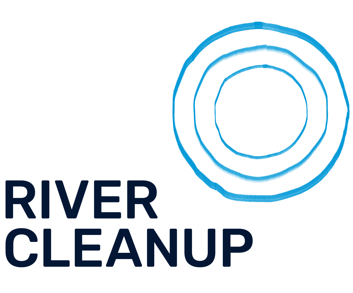 Logo river clean up