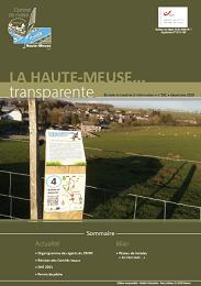 Bulletin d'information n°102 - Décembre 2020