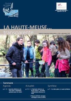 Bulletin d'information n°82 - Décembre 2015