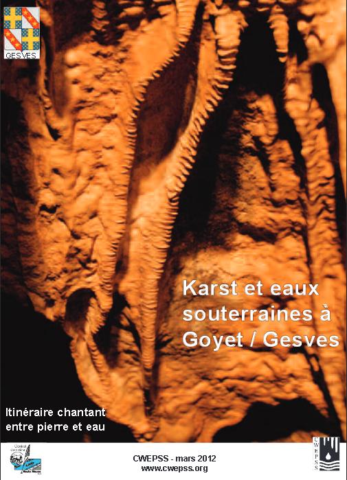 Balade itinérante: Karst et eaux souterraines à Goyet / Gesves