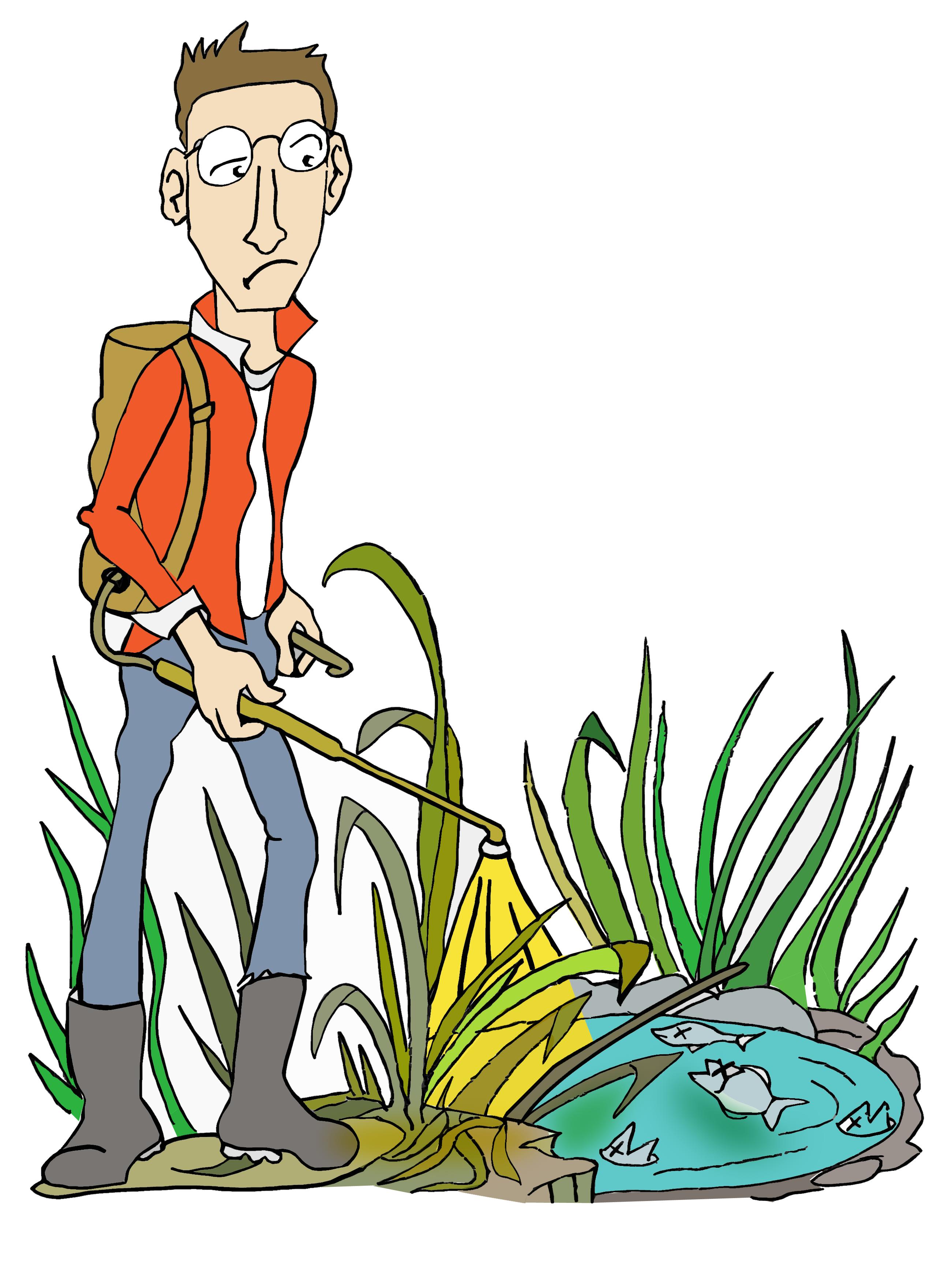 Zéro pesticide au bord de l'eau !